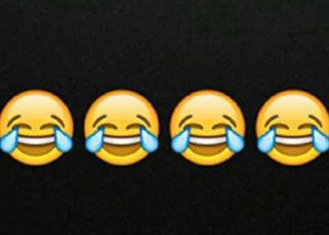 """一年过去了 """"笑哭""""依然是全球最流行表情"""