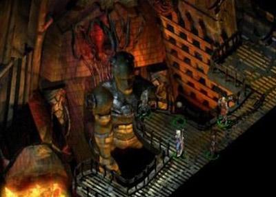 经典角色扮演游戏《异域镇魂曲》移植移动平台