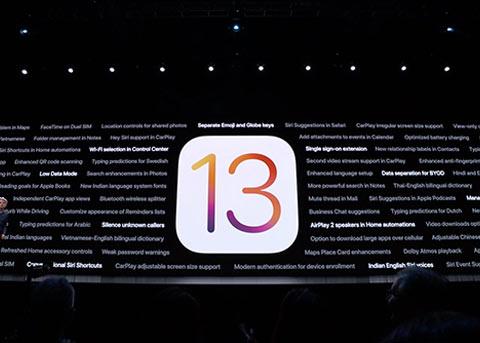 WWDC上没有提到的iOS13这些新变化