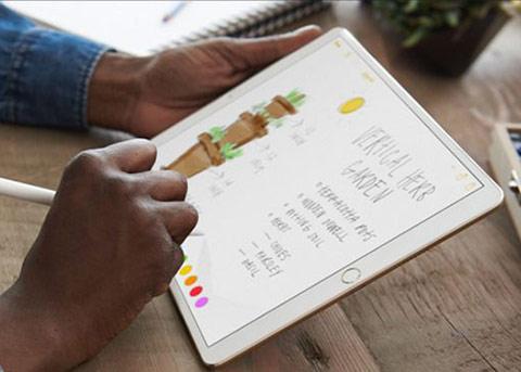 开发者:新一代Apple Pencil将提供手势支持