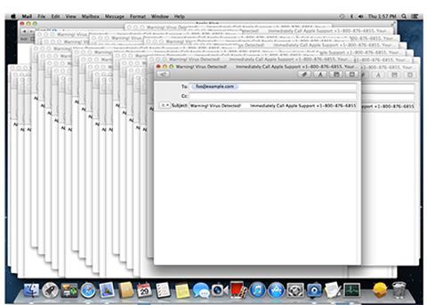 最新恶意软件来袭! 你的Mac能抵挡住么?