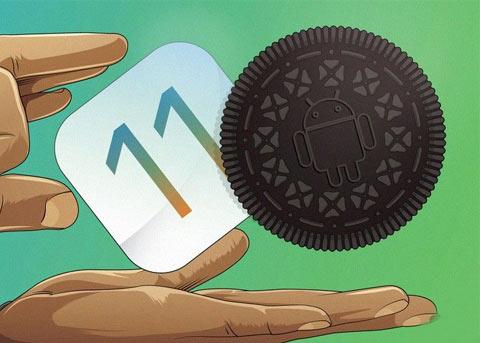 Android Oreo和iOS11:没人在意谁输谁赢