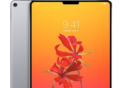 iOS12暗示新iPad Pro刘海屏设计 无HOME键