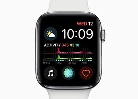 苹果Watch 4手表也中招:反复重启中