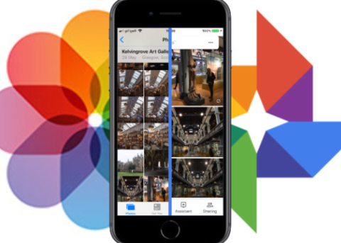 苹果允许用户将iCloud照片转移到谷歌相册