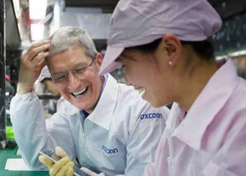 苹果最大iPhone组装厂富士康计划削减29亿美元成本