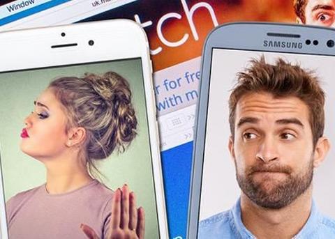 调查显示iPhone用户不愿意和安卓用户约会