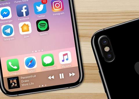 iPhone8模型上手视频曝光 新机真的就长这样了?
