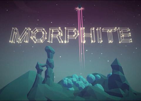 行星冒险手游《Morphite》再度曝光!
