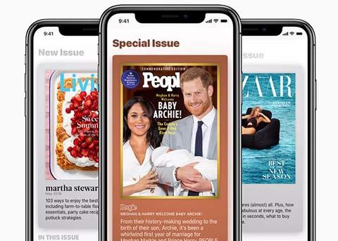 苹果调整Apple News+用户界面 方便追踪新闻