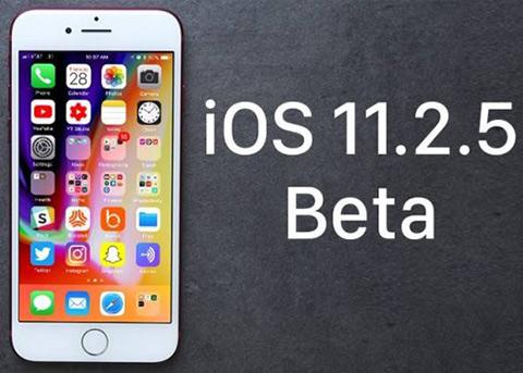 苹果发布iOS11.2.5 beta7  正式版快来了