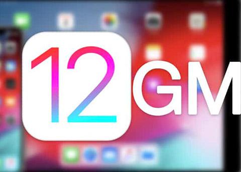 苹果发布iOS12 GM版,如何升级iOS12 GM版?