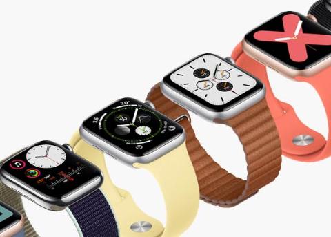 苹果新专利:努力避免Apple Watch屏幕烧毁问题