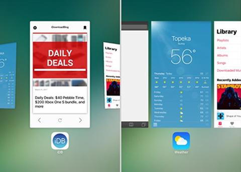 iOS10插件推荐:3DSwitcher 2为应用切换界面添加3D动画