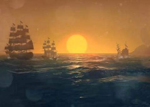 航海游戏《暴风雨》18日正式扬帆起航