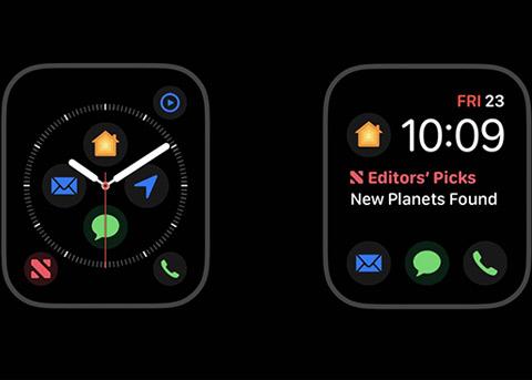 """7款苹果应用将支持 Apple Watch 图文表盘的""""复杂功能"""""""