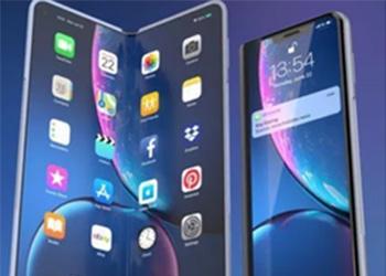 外媒爆料可折叠iPhone正在开发中 最快2021年发布