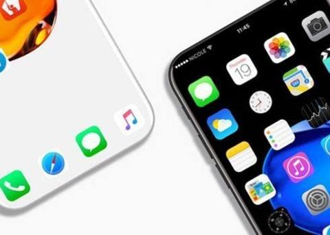 iPhone8非官方邀请函曝光:暗示具备无线充电功能