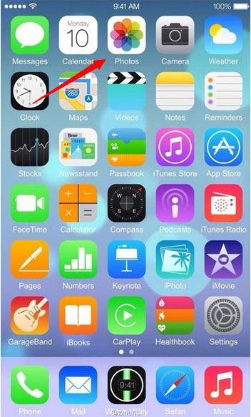 iPhone6怎么截图 iPhone6快捷键截图方法