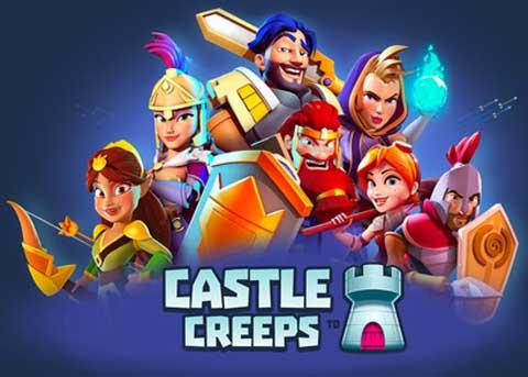 策略塔防游戏《守卫城堡》现已上架双平台!