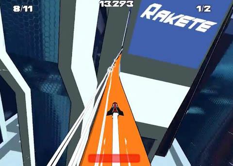 科幻竞速游戏《脉冲赛车》即将上架双平台!