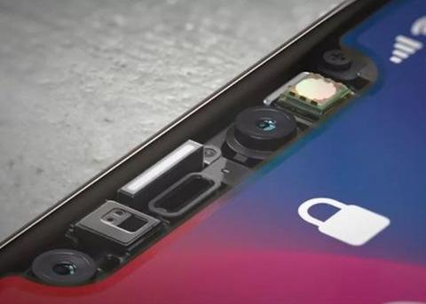iPhone X脸部识别摄像头是进化版的Kinect?