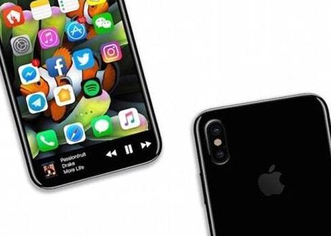 iPhone8指纹扫描屏幕 或再引起安全革命