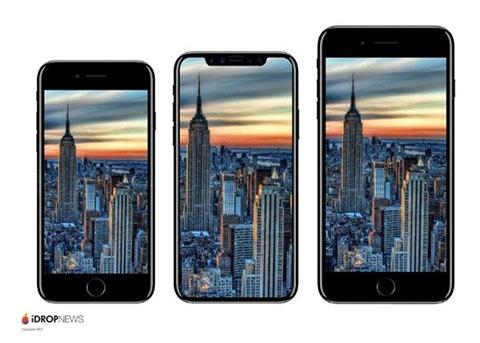 iPhone8量产前夕 苹果开始囤积相机模块