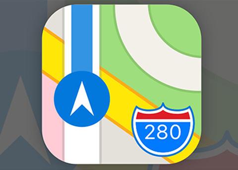 改善地图服务:苹果员工徒步收集街道数据