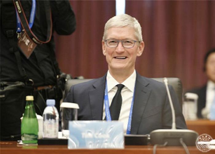 苹果公司CEO库克被任命为清华大学经济与管理学院董事会主 席
