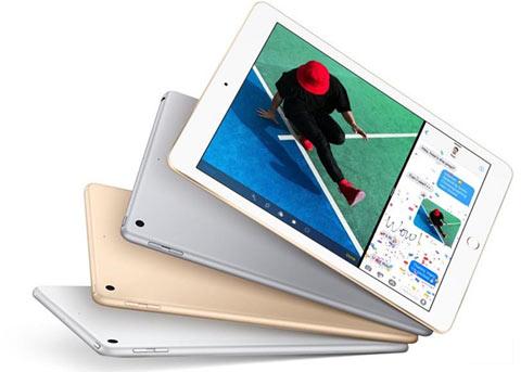 两款全新低端iPad型号曝光,下个月发布?