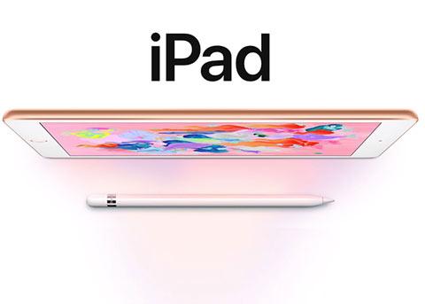苹果再注册两款平板:运行iPadOS 秋天发布