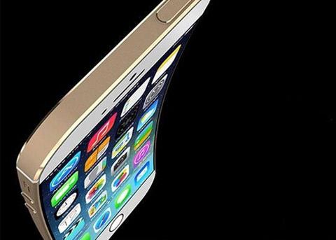 未来iPhone可变弯?又一个柔性设备专利