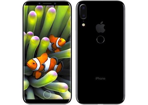 厉害了,iPhone8指纹识别既没有后置也非锁屏键