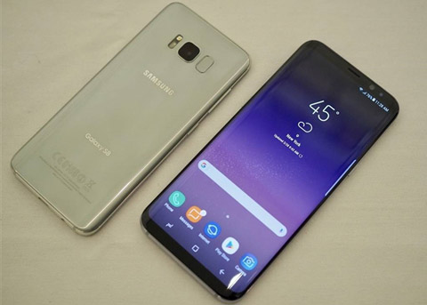 三星Galaxy S8工程机曝光:双摄+前置指纹