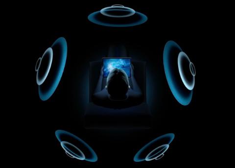 "AirPods升级:设备间无缝切换,享受剧院般的""空间音频""功能"
