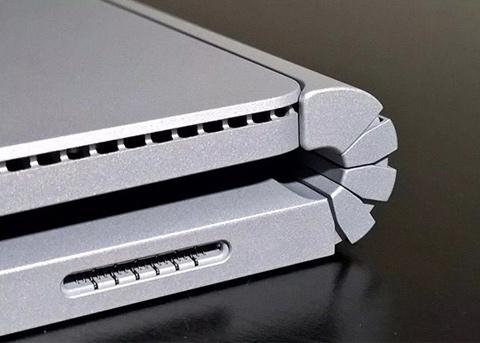 苹果在为MacBook研发铰链转轴 跟随微软?