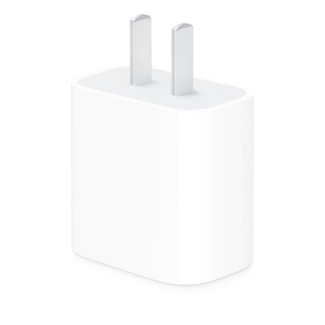 苹果开始为iPad Pro配备全新20W USB-C充电器