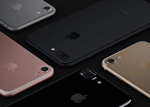 iPhone7是美国最畅销手机 S8表现一般