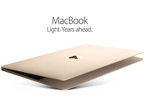 随着MacBook阵容调整 12英寸MacBook已停售