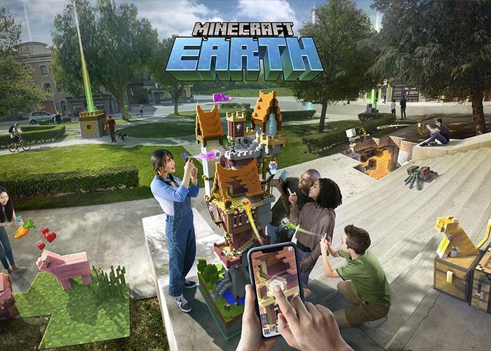 AR版《我的世界:地球》正式上架,同步推可免费下载体验