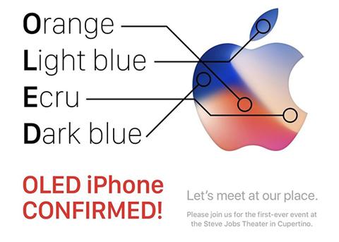脑洞大开:来看看苹果发布会邀请函独特解读