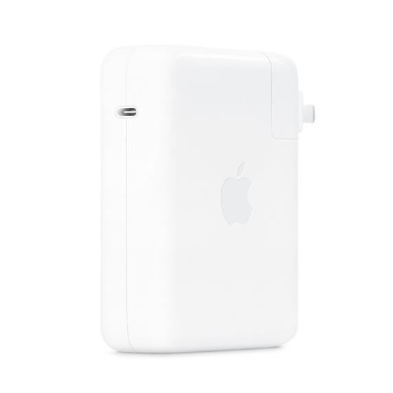 苹果证实:新上架的140W电源适配器为其首款GaN充电器