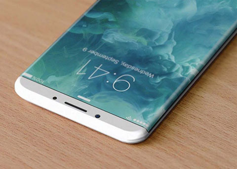 """iPhone 8""采用OLED将加速行业采用率"
