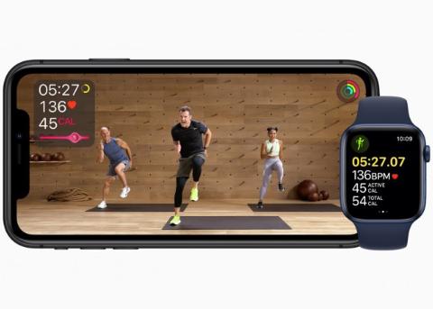苹果健身负责人称,Fitness+项目是一场马拉松,而不是短跑