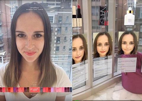 少女们的福音:ARKit演示化妆品购物新体验