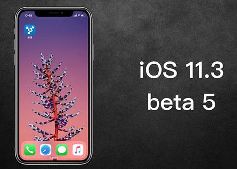 iOS11.3 beta5发布:为提升iPhone X速度而来