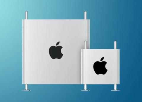 全新Mac Pro开发中,外观类似Power Mac G4 Cube