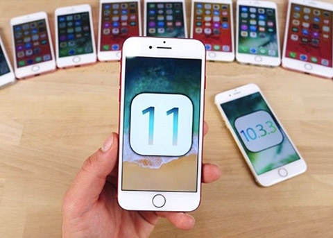 iOS11被曝有史以来问题最多 你觉得呢?