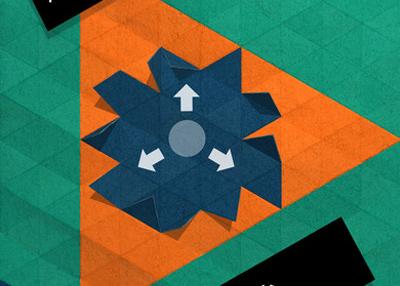 艺术唯美益智游戏《折纸2》正式上架